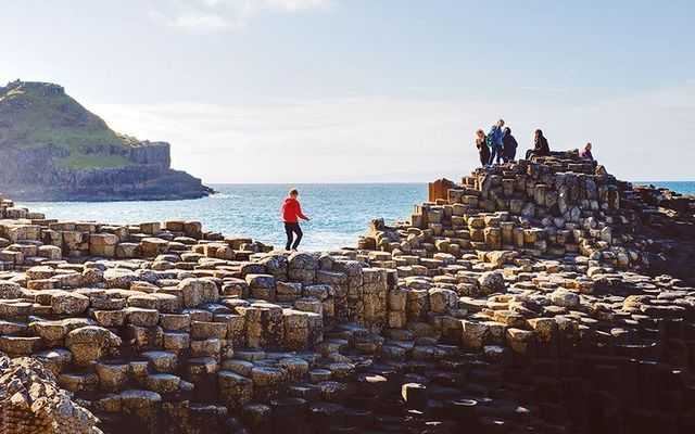 Dream of taking the kids to the Giants Causeway, in County Antrim?