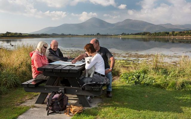 Kell Point in Dundrum. Did you already visit Ireland in 2018?