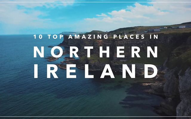 What are the ten most amazing places in Northern Ireland? Tourism Ireland crams them into a new 60 second video.
