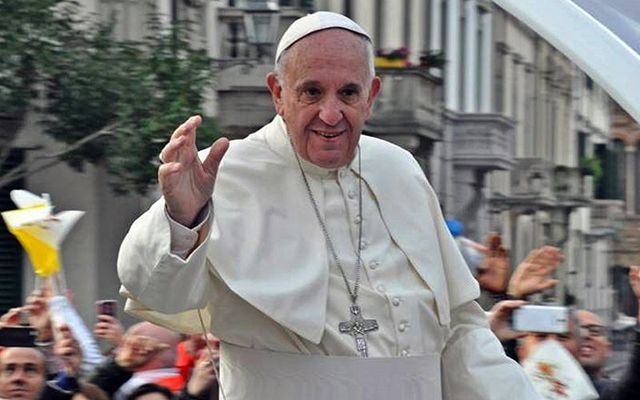 Pope Francis must make it his duty to visit Northern Ireland in 2018.