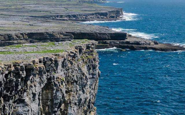 Cliffs of Inishmore.