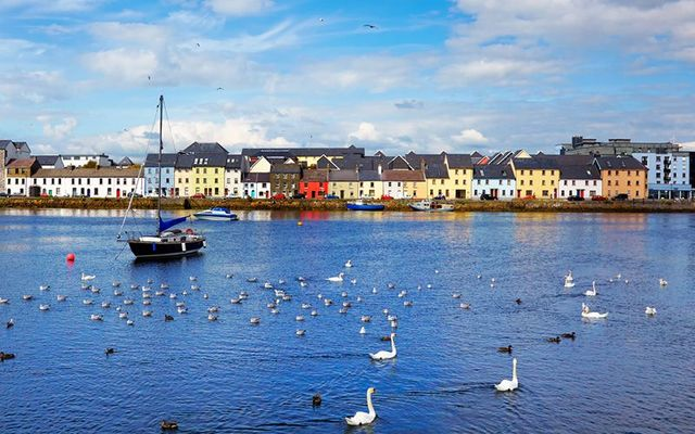 Beautiful Galway City
