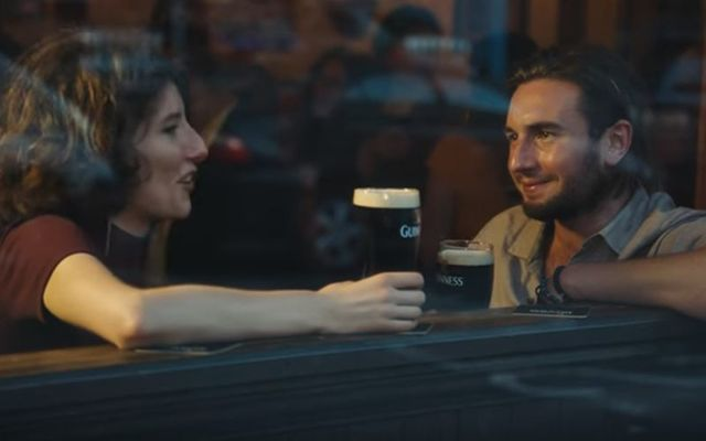 Guinness Draught! Celebrating the fact that there\'s more that brings us together than separates us.