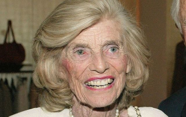 Eunice Kennedy Shriver crafted a legacy of her own.