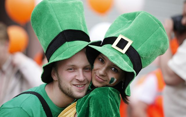 Where can you find your Irish soul mate?