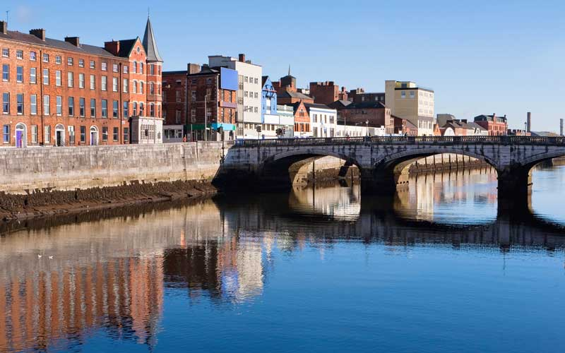 Map of Cork City and County. Things to do, places to visit in