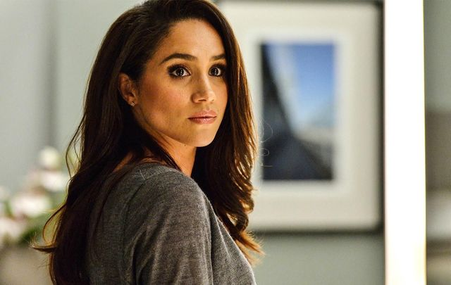 "Meghan Markle in ""Suits\""."