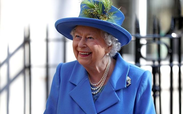 Queen Elizabeth in 2018.