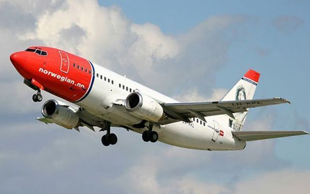 Low-cost airline Norwegian Air.