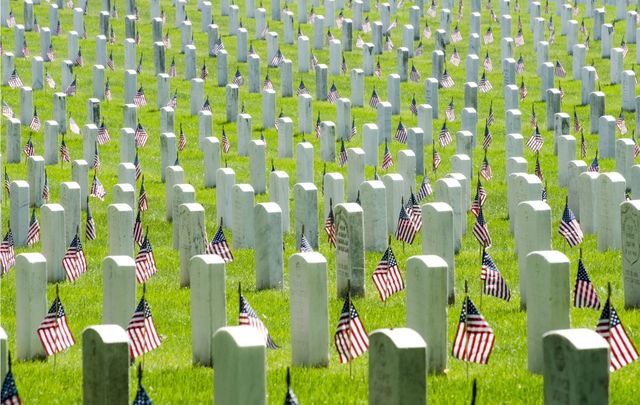 Arlington Cemetery: This Memorial Day we remember our fallen warriors.