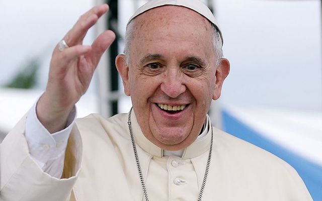 Pope Francis believes the Catholic Church has lost Ireland.