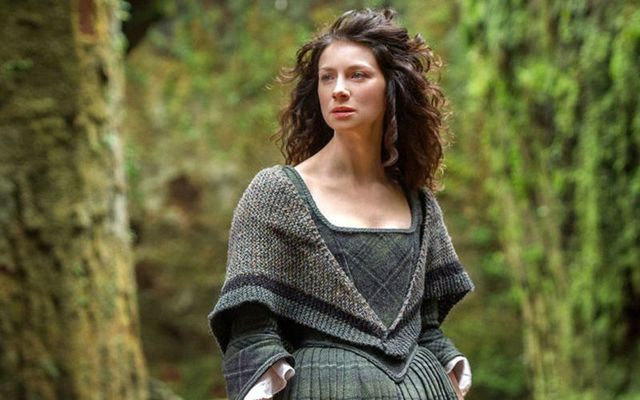 Catriona Balfe in Starz Outlander.