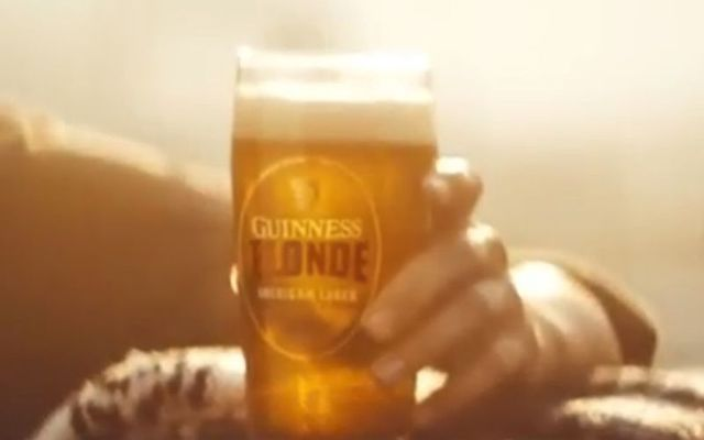 This summer why not try a Guinness American Blonde?