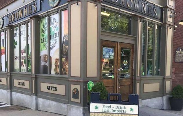 Browne\'s Irish Marketplace in Kansas City, Missouri