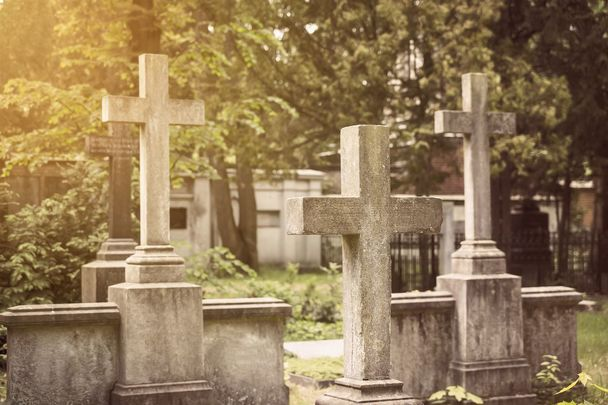 The graveyards of County Kerry are awash with hidden histories.