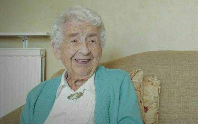 Ellie Lawther, Northern Ireland\'s oldest woman, dies at 109.