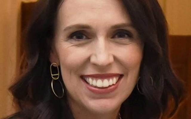 Jacinda, Arnden, the 40th prime minister of New Zealand.
