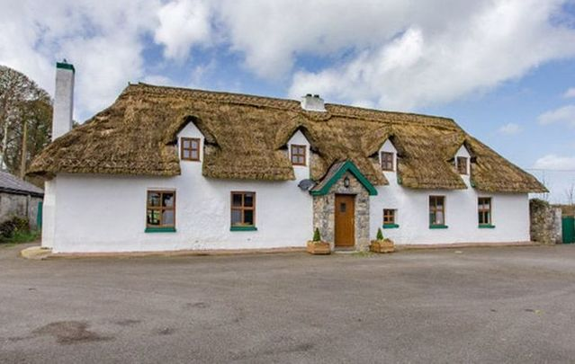 The Thatch in Co. Meath.