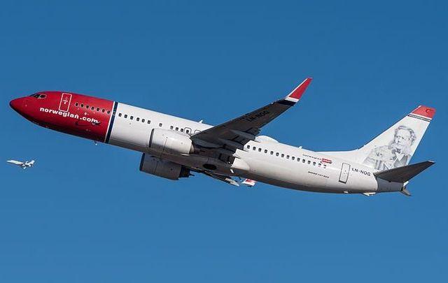 Norwegian Air Shuttle Boeing 737.