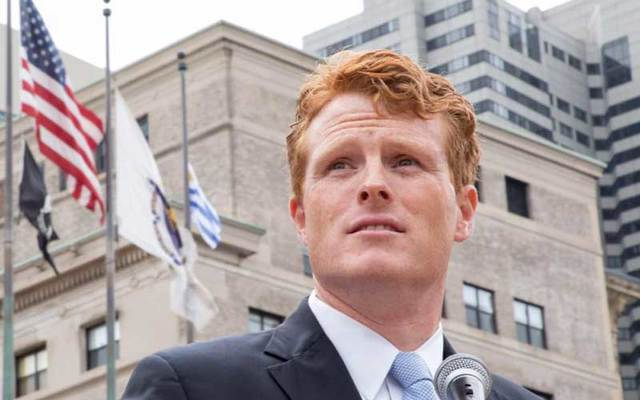 Congressman Joe Kennedy III
