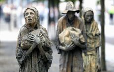 The Famine Memorial - a poignant must-see in Dublin
