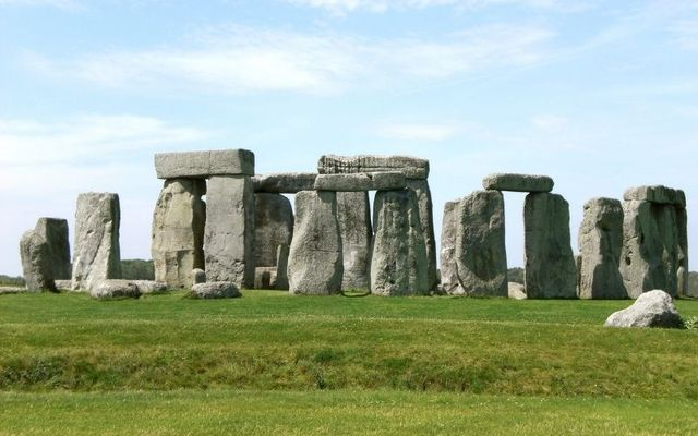 Stonehenge is one of the most famous prehistoric sites in the world.