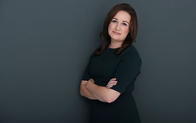 Katie Molony, Chief Digital Officer, Global to Irish Studio.