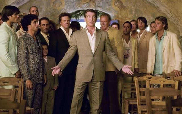 """Pierce Brosnan will reprise his role in \""""Mamma Mia: Here we Go Again.\"""""""