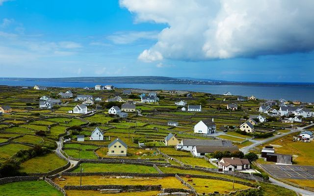 Inisheer is the smallest of the Aran Islands