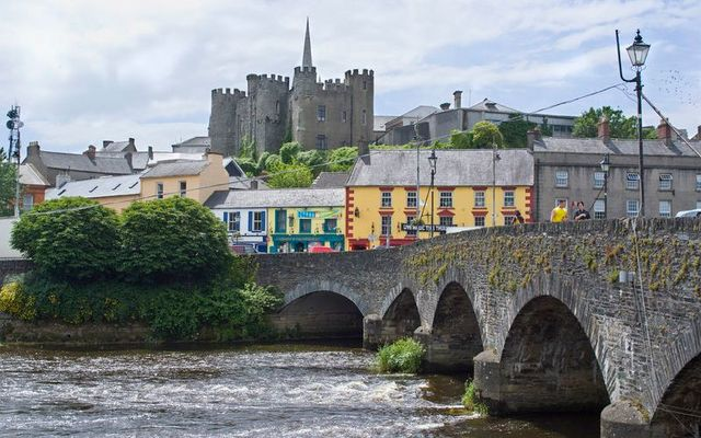 Enniscorthy, Co. Wexford is one of the many lovely towns in Ireland\'s South East.