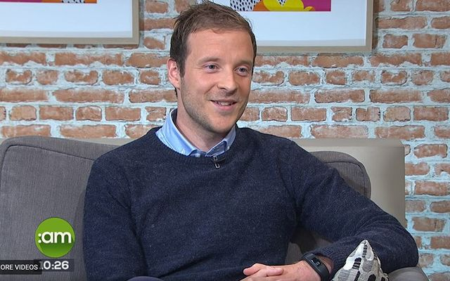 Padraic Rocliffe on Ireland AM on TV3.