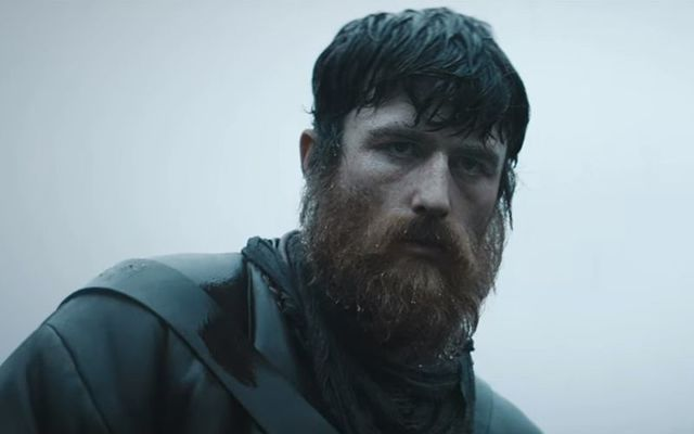 "Feeney, the Ranger, played by James Frecheville, in ""Black 47\""."
