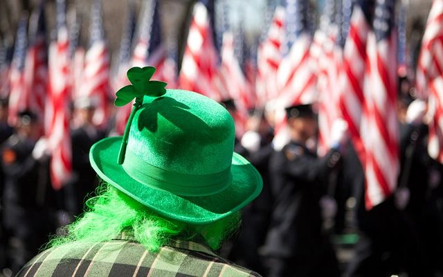 "The end of the Irish in American? ""Irish Transatlantics 1980-2015"" by Ide B. O'Carroll chronicles the end of Irish-born coming to the United States."