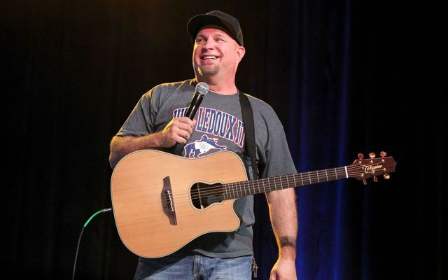 Garth Brooks performs during the 2018 CMA Music festival on June 9, 2018 in Nashville, Tennessee.