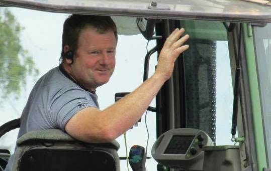 Irish farmer Paddy Kennedy smashes world record for longest distance traveled in reverse in a tractor and trailer