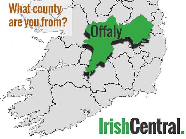 What's your Irish Coun...