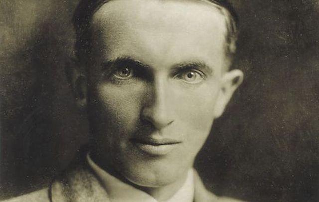 Liam O\'Flaherty, 1896-1984.