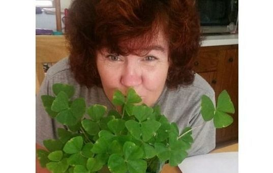 Colleen Anderson is trying to raise funds for her return to Ireland