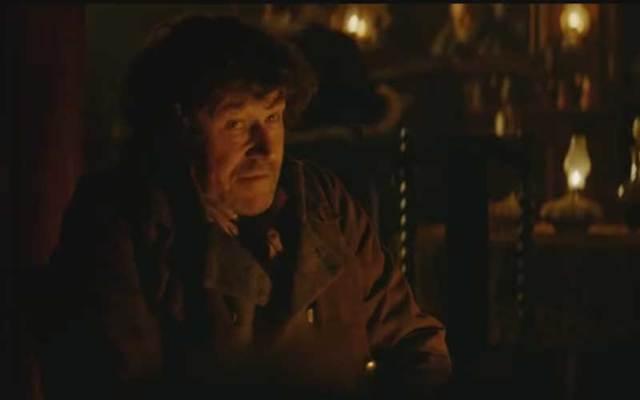 Irish actor Stephen Rea in \'Black 47.\'