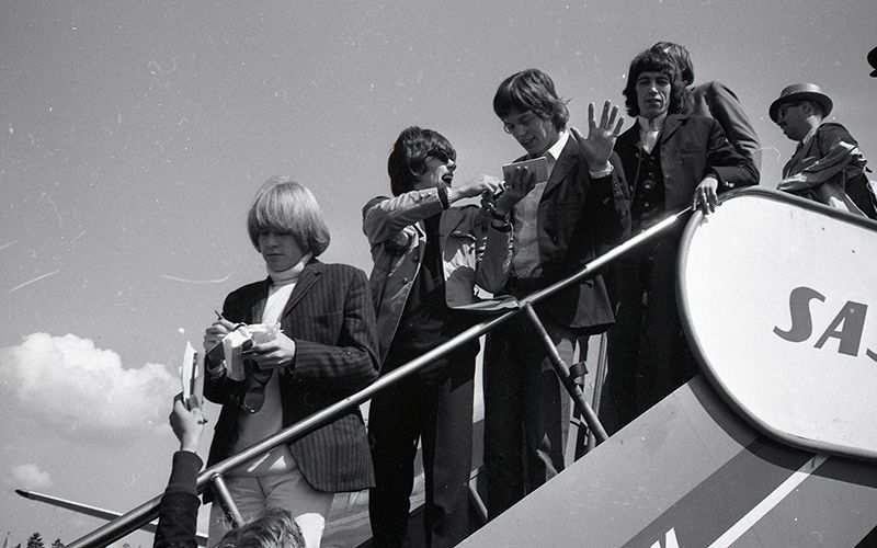 When a Rolling Stones 1965 Dublin concert turned into a riot
