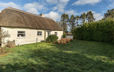 Two-hundred-year-old thatched cottage is the stuff of retirement dreams!