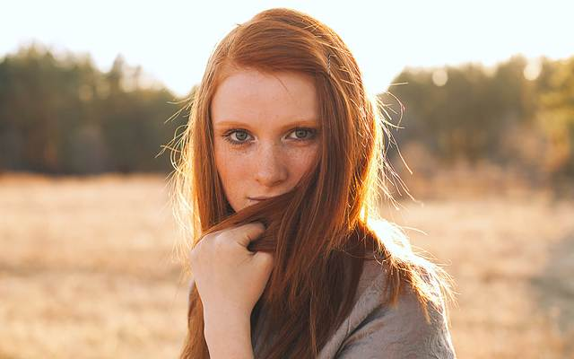 Pic pic redhead