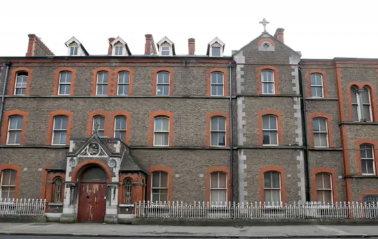 The last Magdalene Laundry in Ireland was the Convent of the Sisters of Our Lady of Charity on Sean McDermott Street in Dublin. \n
