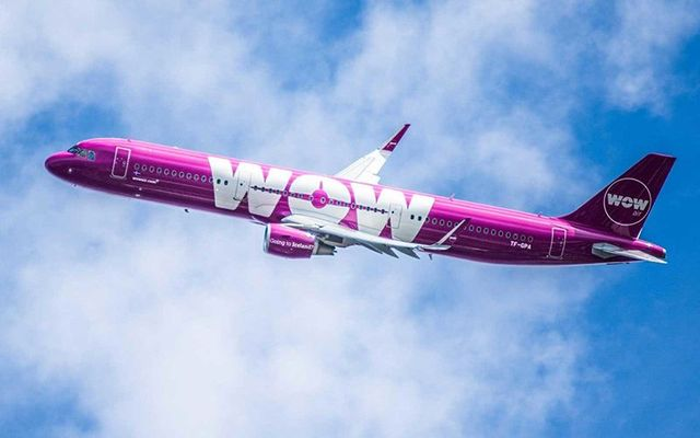 WOW Air launches winter sale with cheap flights to North America from Dublin.