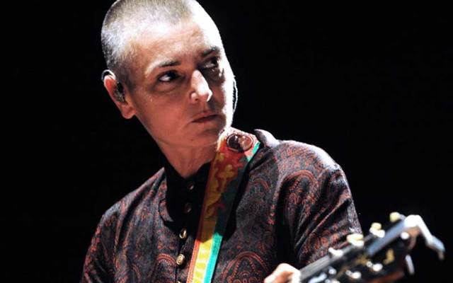Sinead O\'Connor in 2013.