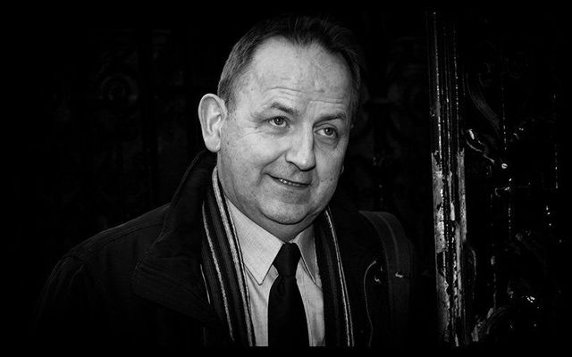 Police whistleblower and victim of serious smear campaign Maurice McCabe.