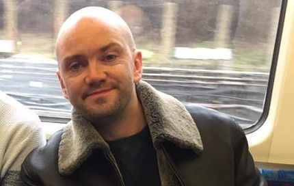 David Dooley was killed on Saturday in the UK after encountering difficulty during Storm Callum