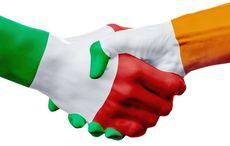 Even in a modern, progressive Ireland,  it's no capisce for my Italian surname