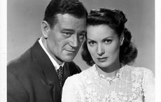 John Wayne biography alleges affair with Maureen O'Hara
