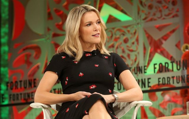 Megyn Kelly speaks onstage at the Fortune Most Powerful Women Summit 2018 at Ritz Carlton Hotel on October 2, 2018, in Laguna Niguel, California.